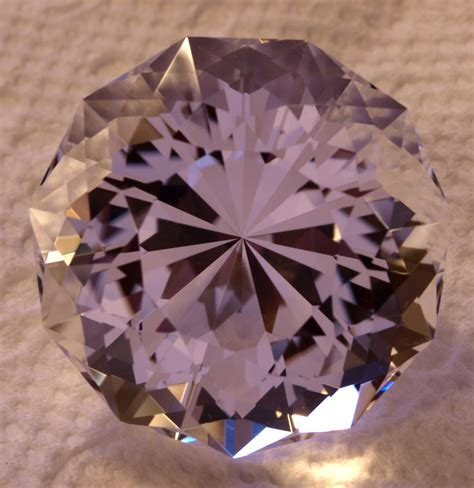 precision faceted custom american cut gems