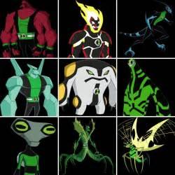 ben 10 omniverse aliens jsh66xx deviantart
