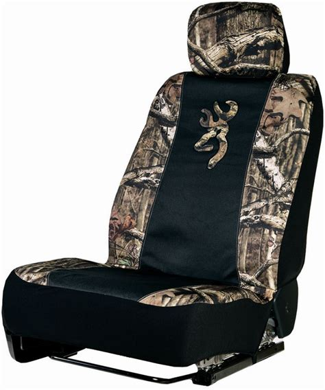 browning universal seat cover spg universal realtree mossy oak browning seat cover for
