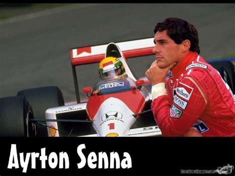 Kaos Ayrton Senna 02 Ayrton Senna Da Silva