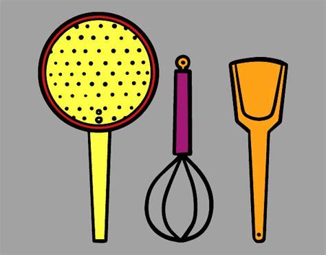 dibujos infantiles utensilios de cocina dibujo de los utensilios de cocina pintado por joelcito en