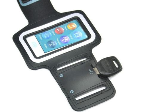 Milite Dresses Up Your Ipod Nano by New Exercis Sport Running Armband Cover For Ipod