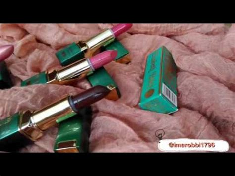 review lipstick elizabeth helen ima robbi indonesia