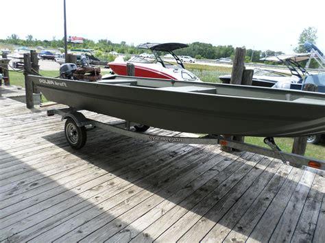 who makes aluminum jon boats polar kraft jon boats for sale boats