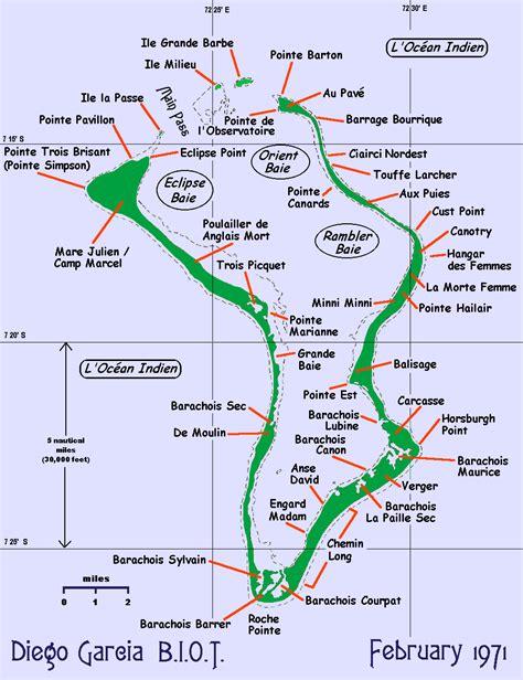 diego garcia map diego garcia the plantation