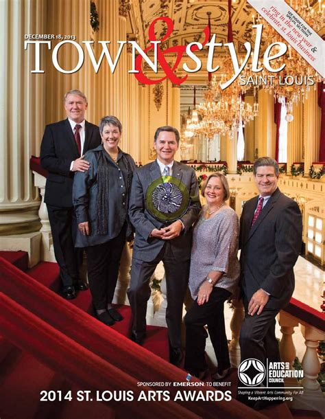 Food St Award Letter Missouri Town Style St Louis 12 18 13 By St Louis Town Style