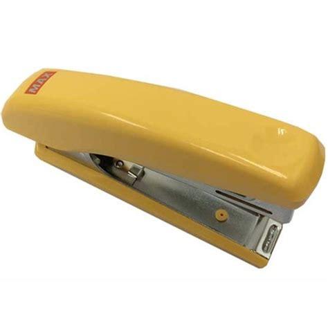 Pen Paper Kenko Stapler Hd 10 max stapler hd 10d yellow b07 11 hd10d yl