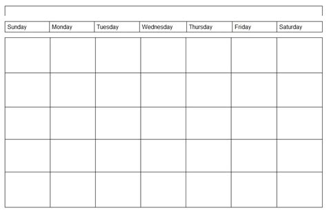 3 week calendar template weekly calendar template template sle