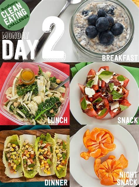 Buzzfeed Detox Plan by Take Buzzfeed S Clean Challenge Feel Like A