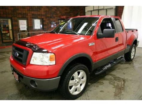 2006 F150 Specs by 2006 Ford F150 Fx4 Supercab 4x4 Data Info And Specs