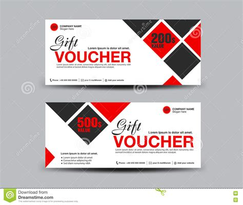 promotional card template discount voucher template flyer design polygon