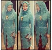 Model Kebaya Modern Berjilbab Remaja Muslim