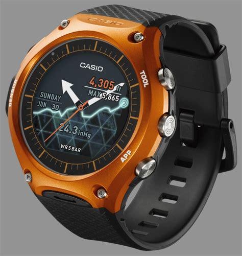 Smartwatch Casio did casio get their new wsd f10 smartwatch right ablogtowatch