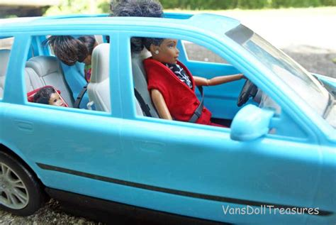 fashion doll car fashion dolls at s doll treasures leslie heads to