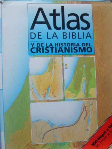 atlas de historia de 8408057529 atlas biblico e historia del cristianismo