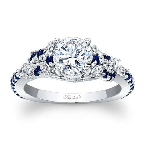 1000 ideas about engagement rings with sapphires on