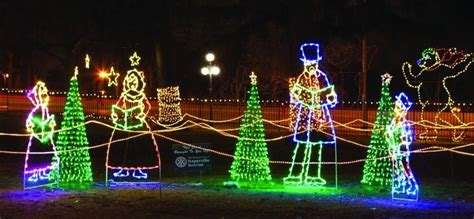 2018 christmas light displays in chicagland top 6 lights displays in northern illinois northwest herald