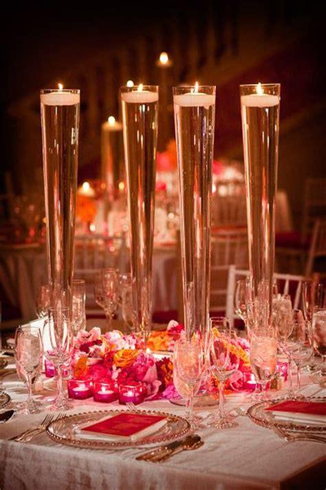 elegant tall centerpieces wedding centerpieces