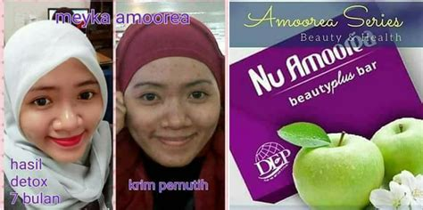 Daftar Sabun Amoorea daftar harga produk nu amoorea asli dep nu amoorea stem cell