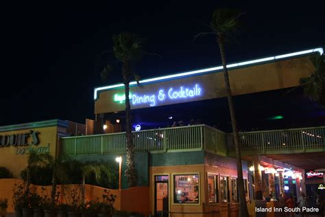 Louie S Backyard Spi by South Padre Island Are Guide Powered By Island Inn