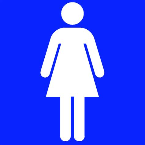 male female bathroom symbols female restroom sign free download clip art free clip
