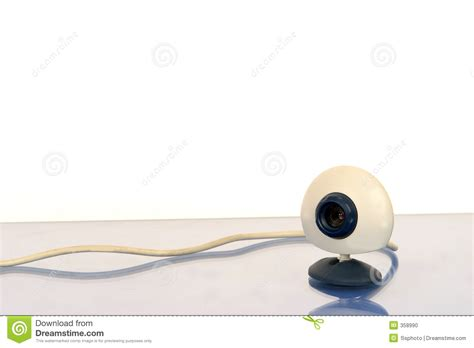 cool web cam stock photo image 358990