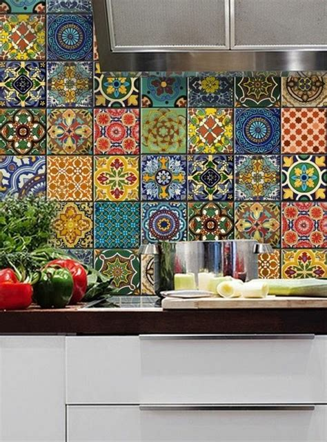 carrelage multicolore cuisine carrelage mural multicolore cuisine 187 photos de design d