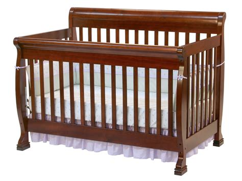 Davinci Kalani 4 In 1 Convertible Baby Crib In Cherry W Cribs For Babys