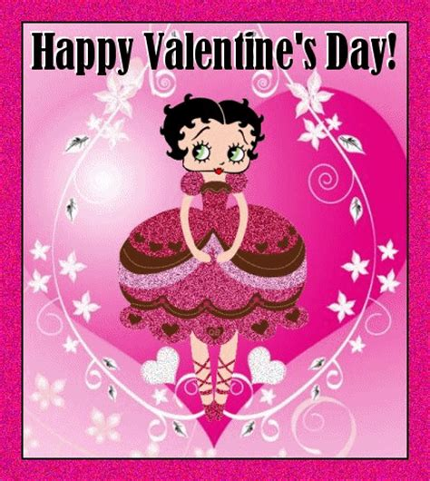 happy valentines day betty boop happy valentines day from betty boop dreamontoyz s