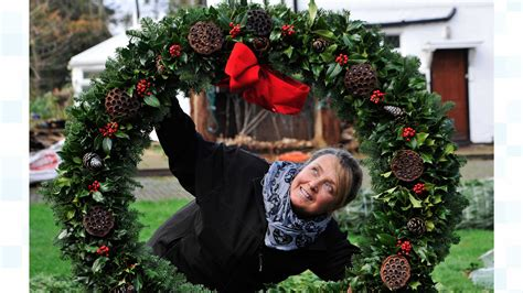 shirley based company selling 60ft christmas trees to the