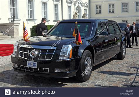 The Beast Auto by Berlin Germany The Car The Beast The U S President