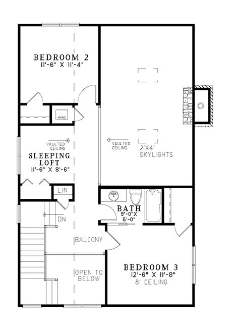 crandall cliff one story home plan 013d 0130 house plans best single floor house plans 2 bedroom open floor house