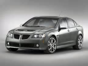 Pontiac G8 2007 Pontiac G8 2008