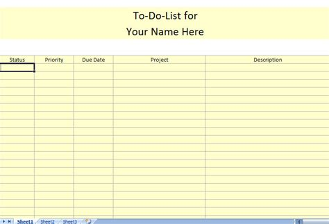 work list template task lists printable new calendar template site