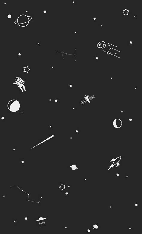 outer space print  trae mikal  behance inspire