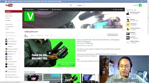 youtube new channel layout customizing the new youtube channel design in 7 minutes
