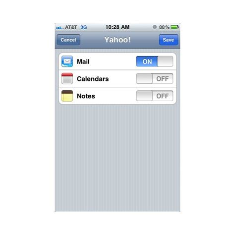 email yahoo on iphone how to forward yahoo mail to iphone