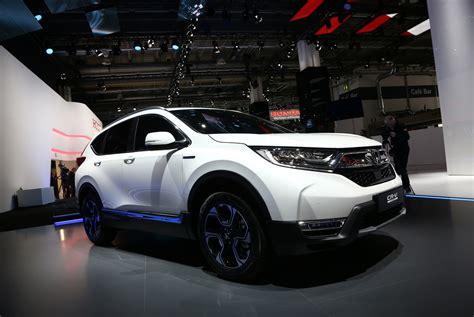 Honda Crv Hybrid 2018 by Spec 2018 Honda Cr V Joins Team Hybrid After Ditching