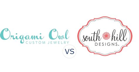 Origami Owl Direct Sales - origami owl vs south hill designs compare direct sales