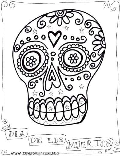 Pdf Dia Los Muertos Coloring Grown Ups by The World S Catalog Of Ideas