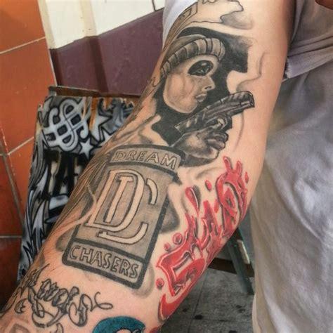 hood tattoos dead president mob 510