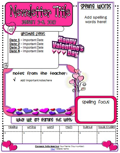 valentines newsletter snaps newsletter