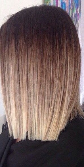 Straight Sholder Length Ombre Hair | 25 best ideas about medium length ombre hair on pinterest