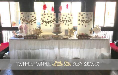 Twinkle Twinkle Baby Shower Ideas by Domesticated Twinkle Twinkle Baby Shower