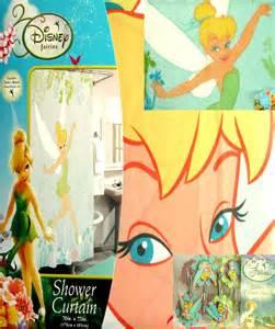 tinkerbell shower curtain disney tinkerbell shower curtain hooks and rug bath room