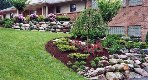 pretty lava rock landscaping read more on http