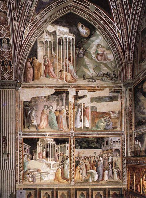 casa co madonna di ciglio arte in toscana taddeo gaddi cenacolo e albero della