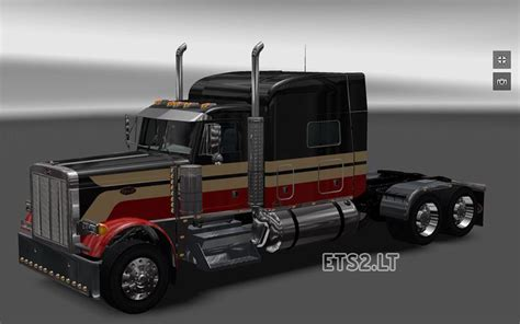 peterbilt 379 american truck simulator paint colors peterbilt 379 and paint