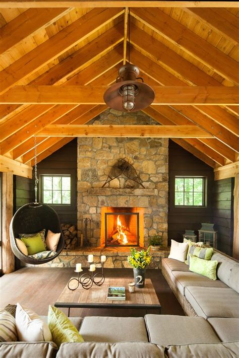 rustic living room design love this space with all the awe inspiring replacement papasan chair cushion decorating