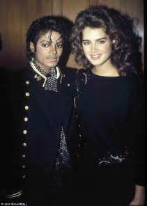 Mother In Law Daughter In Law Relationship by Michael Jackson Wanted To Be Godfather To Brooke Shields